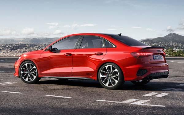 Audi S3 Sedan 2020