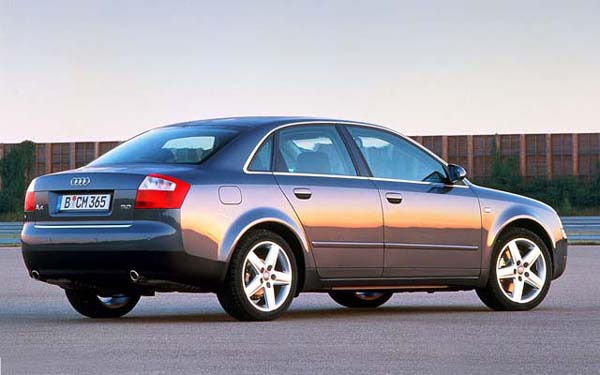 Audi A4 2000-2004