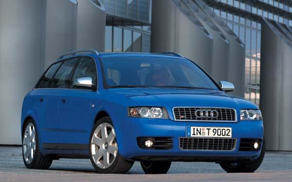 Audi S4 Avant 2003-2004