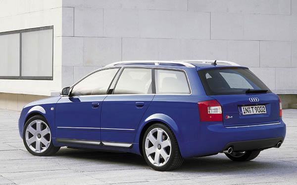 Фото Audi S4 Avant  (2003-2004)