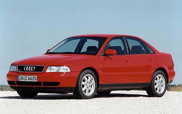 Фото Audi A4  (1994-2000)