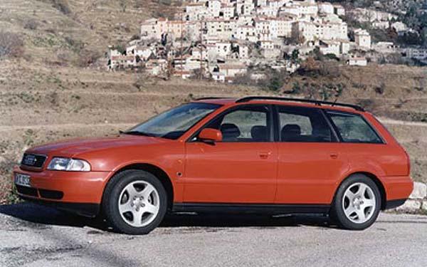Audi A4 Avant 1995-2000