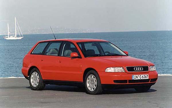 Фото Audi A4 Avant  (1995-2000)