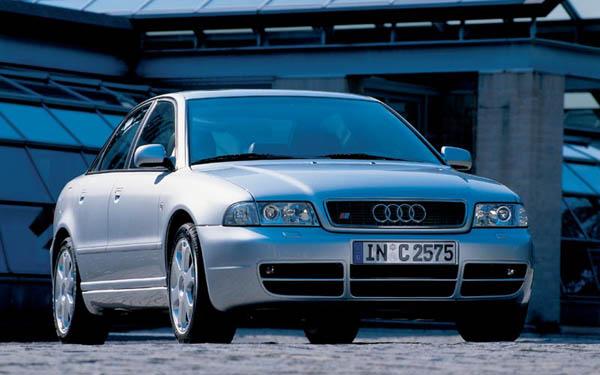 Audi S4 1997-2002