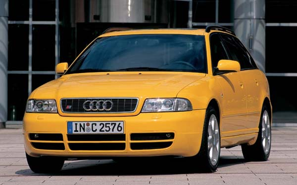 Audi S4 Avant 1997-2002