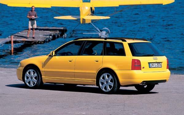 Фото Audi S4 Avant  (1997-2002)