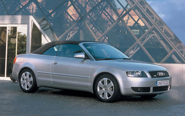 Фото Audi A4 Cabrio  (2001-2005)