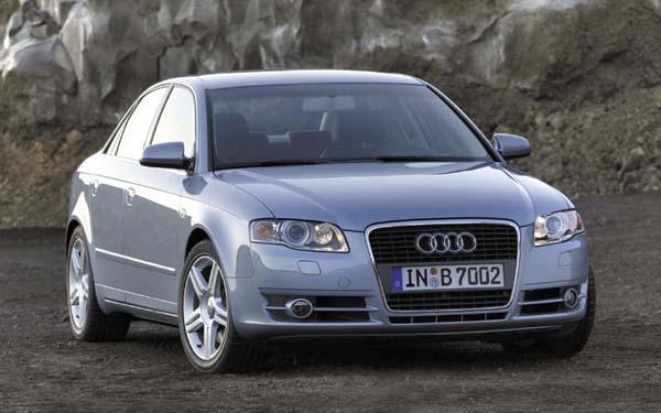 Фото Audi A4  (2005-2007)