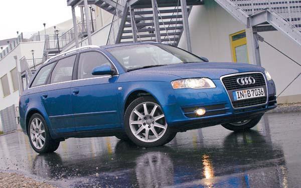 Audi A4 Avant 2005-2007