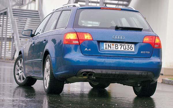 Фото Audi A4 Avant  (2005-2007)