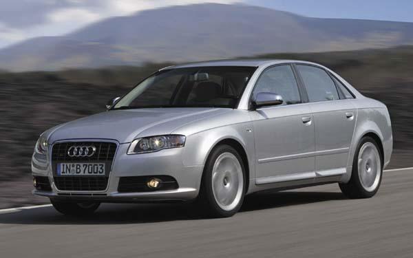 Audi S4 2005-2008