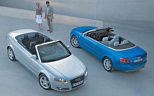 Фото Audi A4 Cabrio  (2005-2008)
