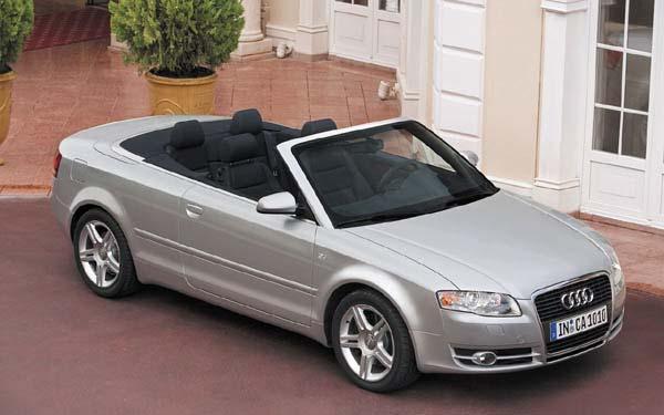 Audi A4 Cabrio 2005-2008
