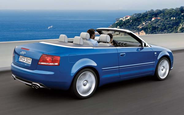 Фото Audi S4 Cabrio  (2005-2008)