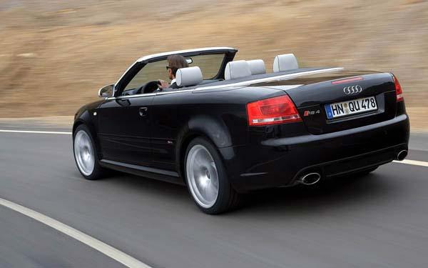 Audi RS4 Cabrio 2006-2008
