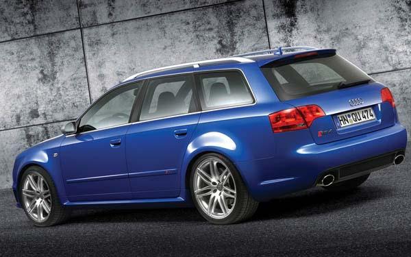 Audi RS4 Avant 2006-2008