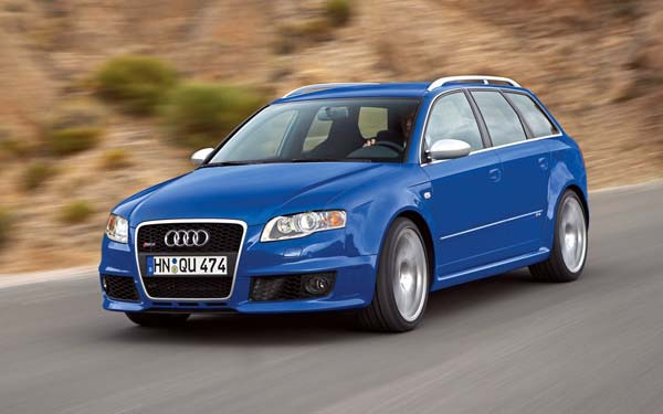 Фото Audi RS4 Avant  (2006-2008)