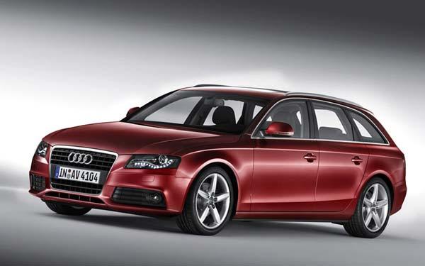 Audi A4 Avant 2008-2011