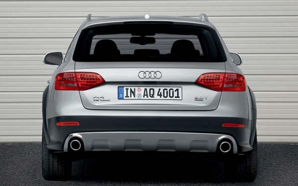 Audi A4 Allroad 2009-2011