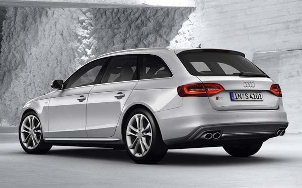 Audi S4 Avant 2012-2015