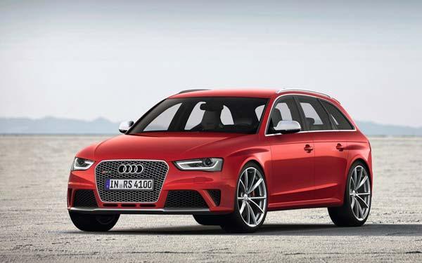 Audi RS4 Avant 2012-2015