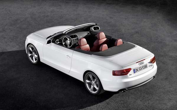 Audi A5 Cabrio 2009-2011