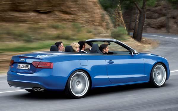 Audi S5 Cabrio 2009-2011