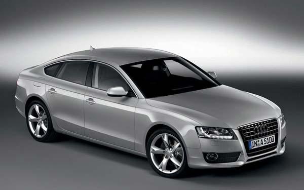 Audi A5 Sportback 2009-2011