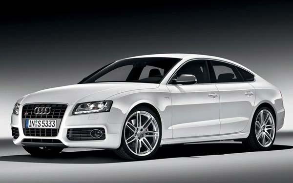 Audi S5 Sportback 2009-2011