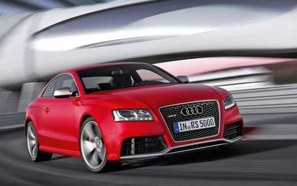 Audi RS5 2010-2011