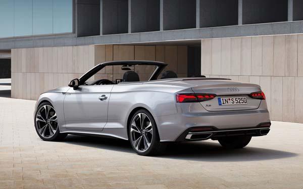 Audi A5 Cabrio 2019