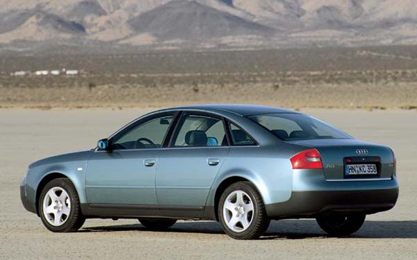Audi A6 1997-2003