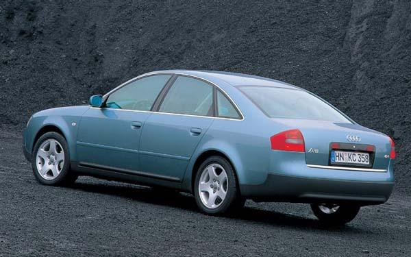 Фото Audi A6  (1997-2003)