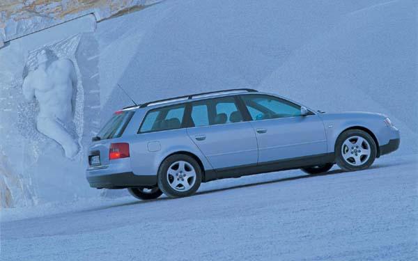 Audi A6 Avant 1998-2004