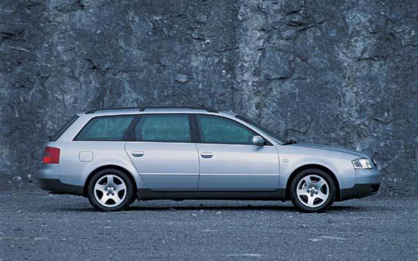 Фото Audi A6 Avant  (1998-2004)