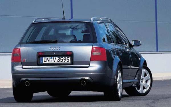 Audi S6 Avant 1999-2004
