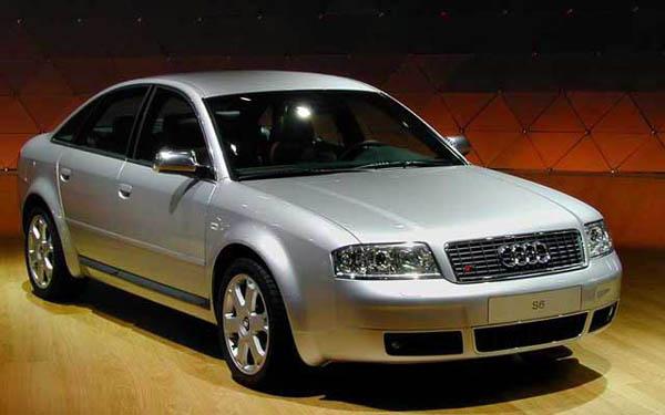Audi S6 1999-2004