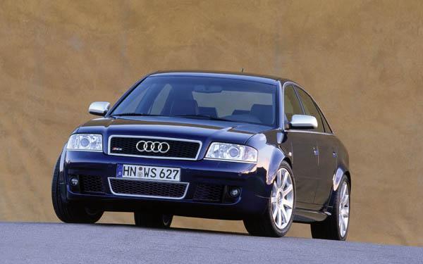 Audi RS6 2002-2004