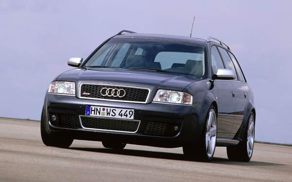Фото Audi RS6 Avant  (2002-2004)