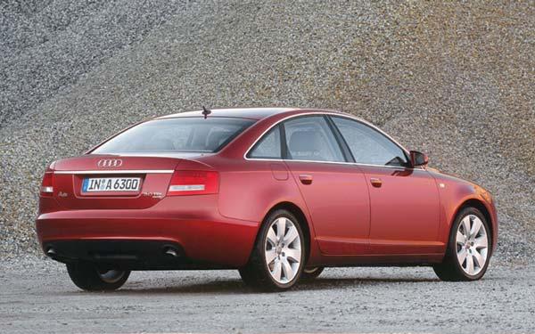Audi A6 2004-2008