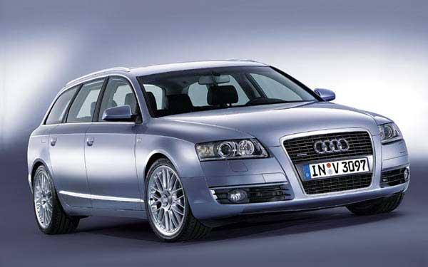 Audi A6 Avant 2005-2008