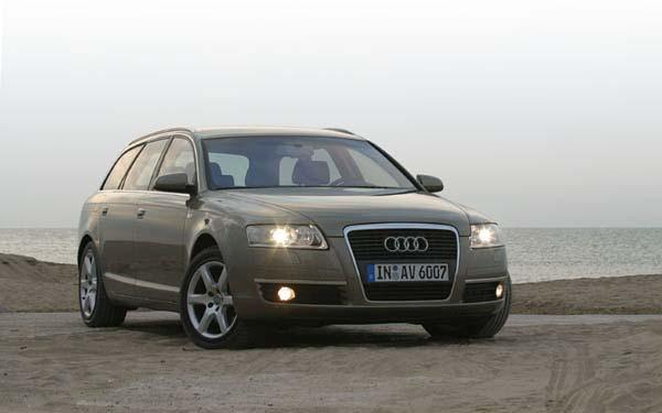 Фото Audi A6 Avant  (2005-2008)