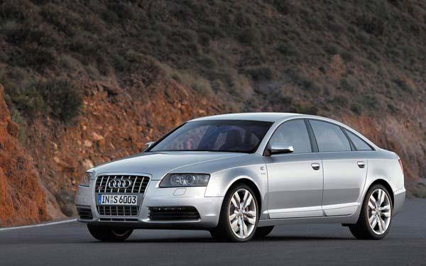 Фото Audi S6  (2006-2008)