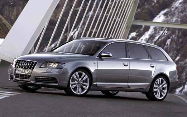 Audi S6 Avant 2006-2008
