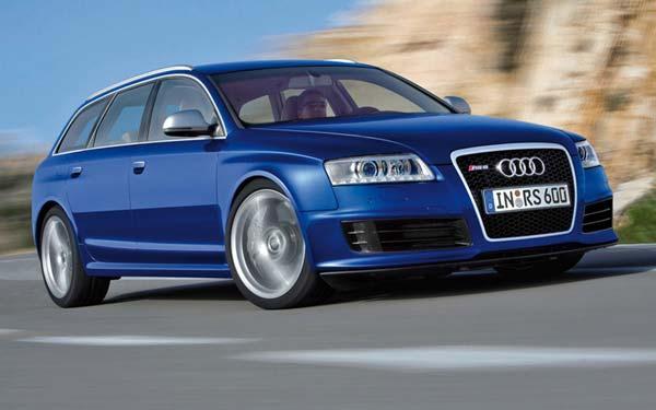 Audi RS6 Avant 2007-2008