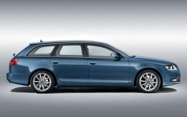 Audi A6 Avant 2008-2011