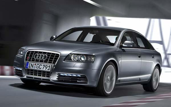 Audi S6 2008-2010
