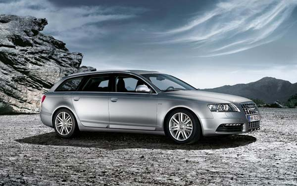 Audi S6 Avant 2008-2010