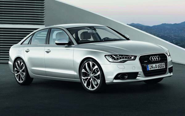 Audi A6 2011-2014