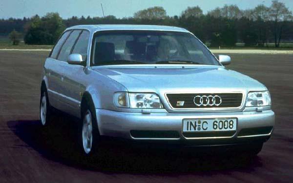 Audi S6 Avant 1994-1997